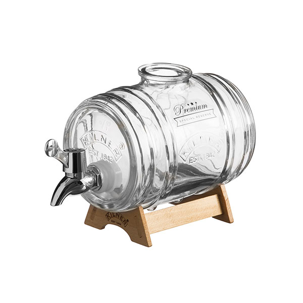 Kilner® 1L Barrel Dispenser